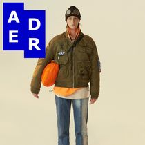 ★Adererror×alphaindustries★Packable MA-1