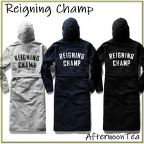 RH取扱 REIGNING CHAMP MIDWEIGHT TERRY EMBROIDERED ローブ