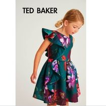 Ted Baker バブルスリーブ ワンピース 4-13歳