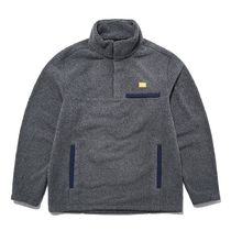 THE NORTH FACE M'S SHERPA TECH L/S SNAP TEE