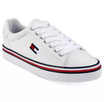 Tommy Hilfigerトミーヒルフィガー Fressian Lace-Up Sneakers