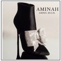 【Aminah Abdul Jillil】 LIMITED EDITION ZOEY BOOTIE ブーティ