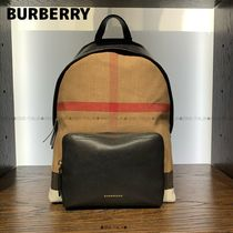 BURBERRY☆ABBEYDALE バックパック☆40333971