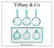 【Tiffany】Ball Ornaments3個セット☆