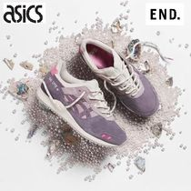 ☆asics GEL-LYTE III OG END GRAY/PINK 国内発送 正規品!
