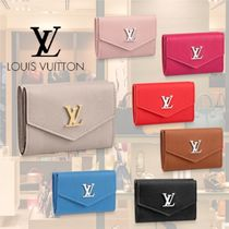 【LOUIS VUITTON】PORTEFEUILLE LOCKMINI