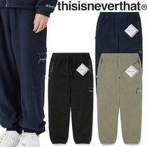★thisisneverthat X GORE-TEX INFINIUM★Fleece Pant 3色