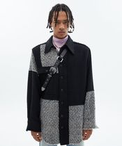 ANDERSSON BELL - PATCHWORK OVERSIZED SHIRTS