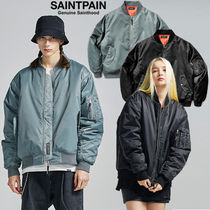 ★SAINT PAIN★2020F/W新作★韓国 SP HT MA-1 flight Jumper