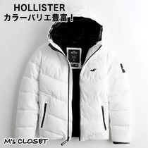 Hollister (ホリスター)Faux-Fur-Lined Puffer Jacket