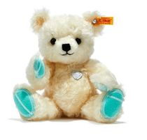 Return to Tiffany Christmas Bear in mohair wool(27cm)