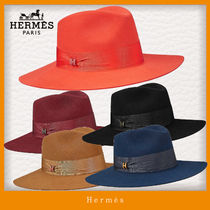 HERMES【海外直営】ハット《フォーブル》Cappello Faubourg★5色