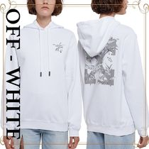 VIP価格【OFF - WHITE】Birds Reflective フーディー