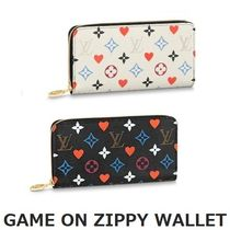 LOUIS VUITTON ジッピー・ウォレット【Game On】