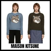 MAISON KITSUNE♥Fox Head セーター♥関税込み
