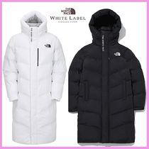 ☆THE NORTH FACE☆WHITE LABEL☆ALCAN EX T-BALL COAT ロング☆