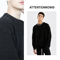 【ATTENTIONROW】Soft Sweater ★ATEEZ 着用★
