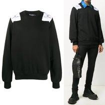 DOLCE&GABBANA Jersey sweatshirt with dolce&gabbana patch