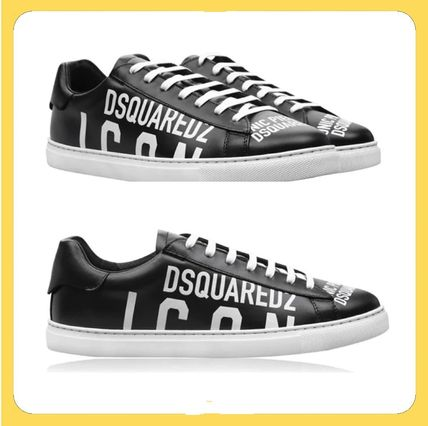 DSQUARED2 TENNIS ICON TRAINERS