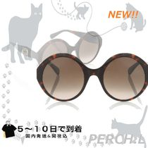 ★関税送料込★Round sunglasses