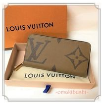 Louis Vuitton ルイヴィトン★ジッピー モノグラム ジャイアント