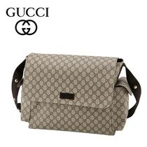 20AW ☆Gucci☆ GG Supreme Baby Changing マザーズバッグ♪