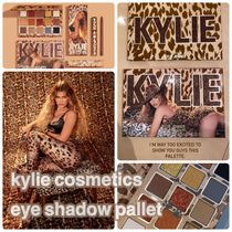 NEW Collection☆KYLIE COSMETICS☆15色アイシャドウ
