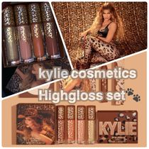 NEW Autumn Collection☆KYLIE COSMETICS☆ハイグロス4本セット