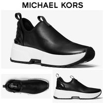【Michael Kors】●日本未入荷●Cosmo Stretch Slip-On Trainer