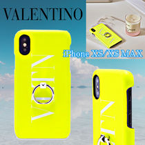 新作★Valentino iPhone XS / XS Max Case★ヴァレンティノ