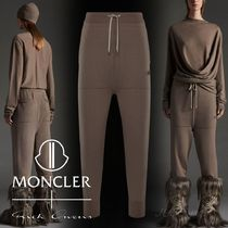 Moncler+RICK OWENS★20AW★カシミヤニットロングパンツ★関送込