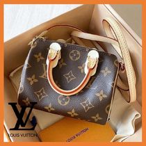 有名モデル愛用★レア品★Louis Vuitton NANO SPEEDY MONOGRAM