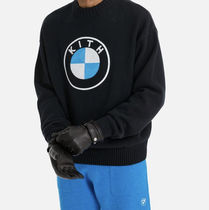 KITH FOR BMW ROUNDEL SWEATER キス セーター