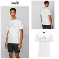 Hugo Boss(ヒューゴボス) メンズ・トップス 【HUGO BOSS】The Open exclusive stretch-cotton T-shirt