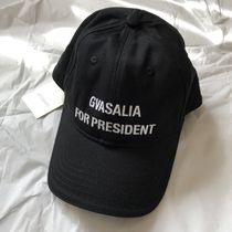 【国内発送】 VETEMENTS GVASALIA FOR PRESIDENT キャップ