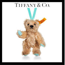 Tiffany★ Return to Tiffany♥ Love Teddy Bear Ornament