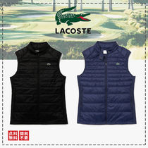LACOSTE(ラコステ) レディース・アウター LACOSTE《日本未発売》Water-Resistant Quilted Technical Vest