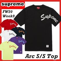 Shoulder Arc S/S SS Top TEE FW AW 20 WEEK 9