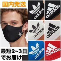 ADIDAS|FACE COVERS マスク3枚入り XS/S M/L 3-PACK