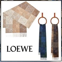 LOEWE ☆Anagram scarf in wool and cashmere☆マフラー☆送料込