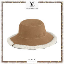 【Louis Vuitton】SHEARLINGRAM HAT