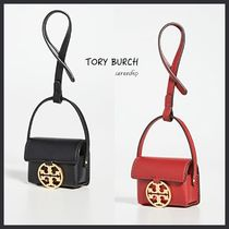 TORY BURCH*Miller Airpods ケース*Black*Red*送料込
