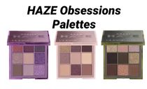 Huda Beauty☆Haze Obsessions Eyeshadow Palette