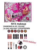 〈NYX〉★2020ホリデー★24 DAY HOLIDAY COUNTDOWN