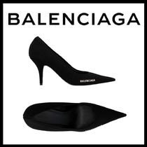 ★BALENCIAGA★ KNIFE KNIT 80MM パンプス 関税込