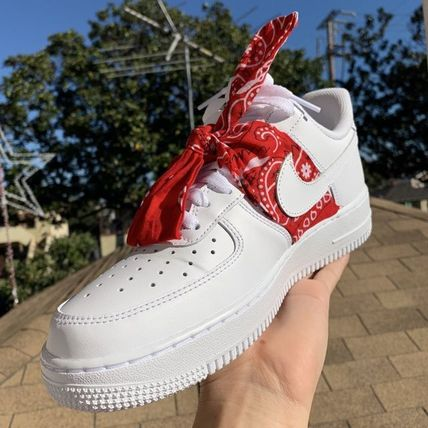 【入手困難】Nike LABORATORIO17 AIR FORCE 1 BANDANA CUSTOM
