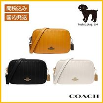 【COACH】Jes Crossbody With Linear Quilting◆国内発送◆