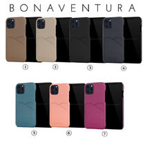 BONAVENTURA☆バックカバーケース iPhone 12 /Pro/mini/Pro Max