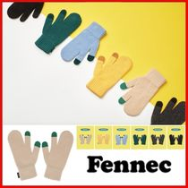 ◆Fennec◆KNIT TIMI GLOVES スマホ対応手袋 6colors◆正規品◆