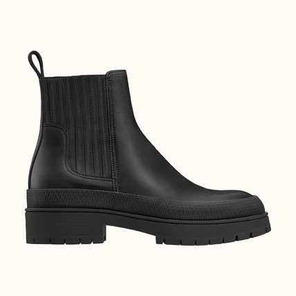 Hermes ☆ Barque《バーク》カーフスキン ankle boot
